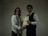 Certificate Presentation - Patrick Leung