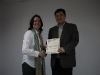 Certificate Presentation - Paulo Yan