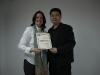 Certificate Presentation - Steven Ding