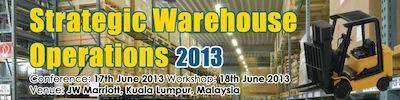 Strategic Warehouse Operations-400