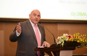 MM Speaking at Global SCM Summit Shanghai 11-2013